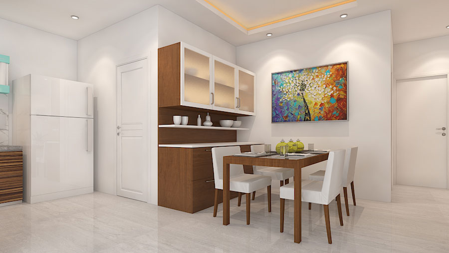 Dinning Room Interior Low Budget Interior Design