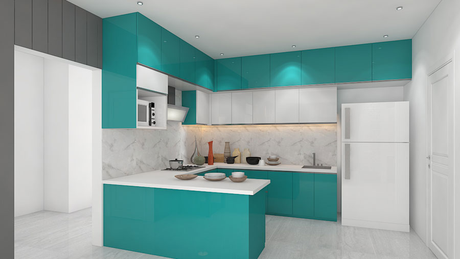 Modular Kitchen Bangalore | Kitchen Interior Design in Bangalore